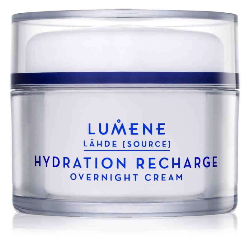 Lumene Lähde [Source of Hydratation] hydratační noční krém